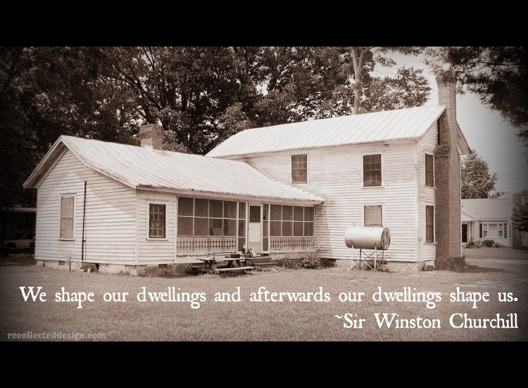 ...my mom's childhood home...Ayden, NC