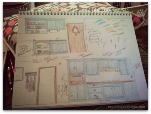 kitchen sketch wm