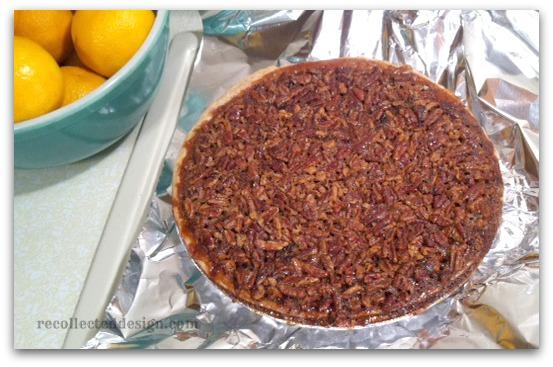 wm my pecan pie