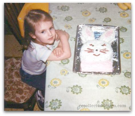 wm bunny cake and me