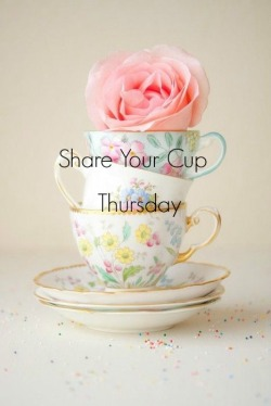 Join Me for Share Your Cup