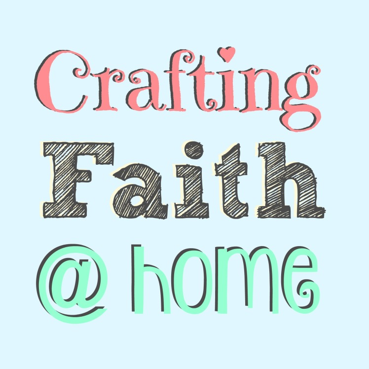 crafting faith@home