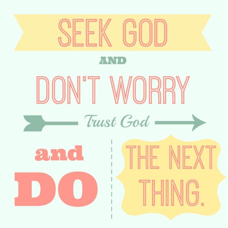 seek-god